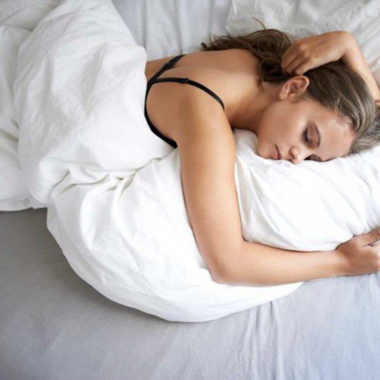 Лучшие позы для сна