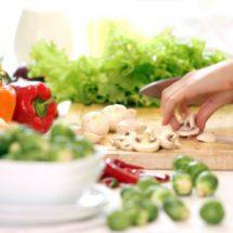 Основы полноценной вегетарианской диеты