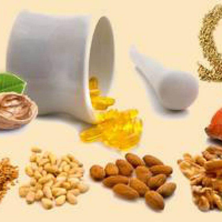 Полиненасыщенные жирные кислоты