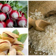 Продукты питания богатые ванадием