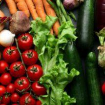 Продукты питания в июне
