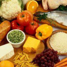 Продукты питания в мае