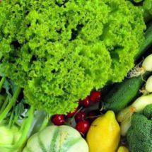 Продукты питания в октябре
