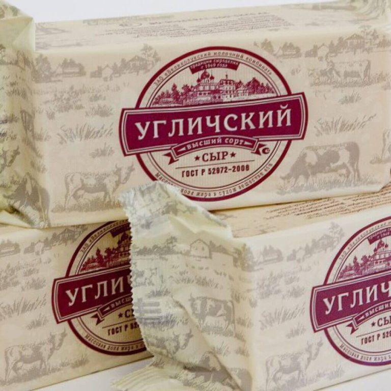 Сыр угличский