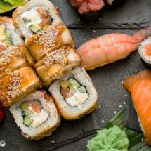 ТОП-6 удивительных фактов о суши, которые вы могли не знать