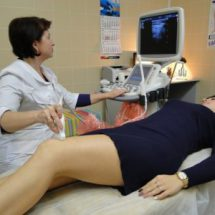 Ультразвуковое исследование (УЗИ) коленного сустава