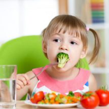 Вегетарианство для детей
